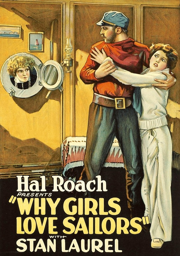 Why Girls Love Sailors (Pathe', 1927)