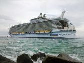 Propulsion Issue Forces Allure of The Seas Cruise Cancellation