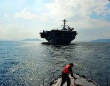 Third U.S. Navy Official Charged in Singapore Bribery Scheme