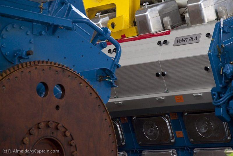 Wärtsilä engine