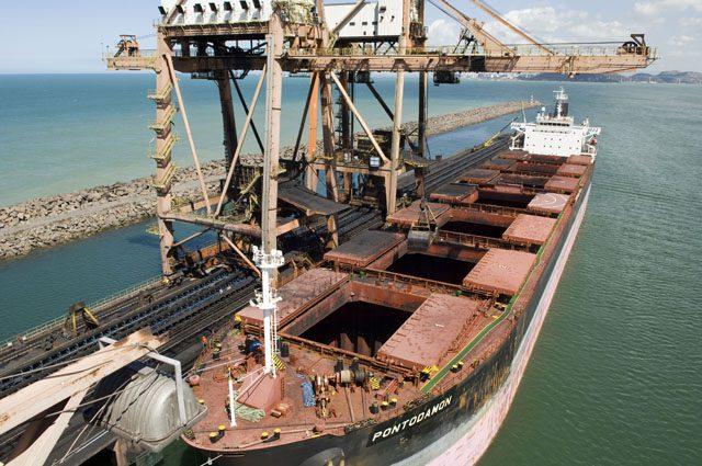 Tubarão  Port Complex vale