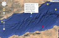 Pirates Attack Two Vessels in the Gulf of Aden