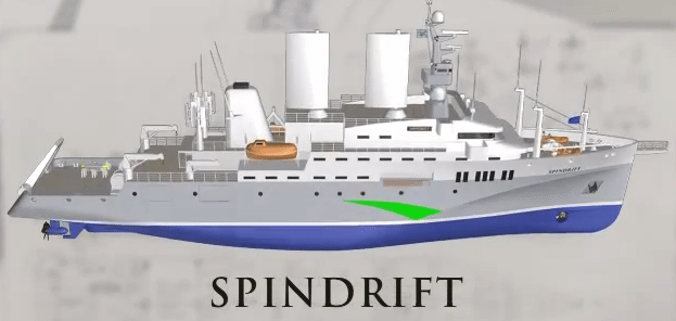 dnv gl spindrift research vessel
