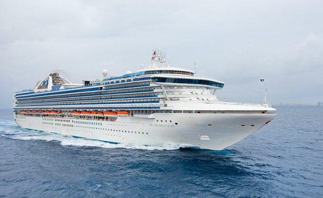 MS Grand Princess. Photo (c) Princess Cruises