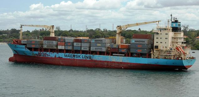 2009 file photo of the MV Maersk Alabama