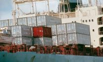 Maersk Ship Loses 520 Containers in Storm