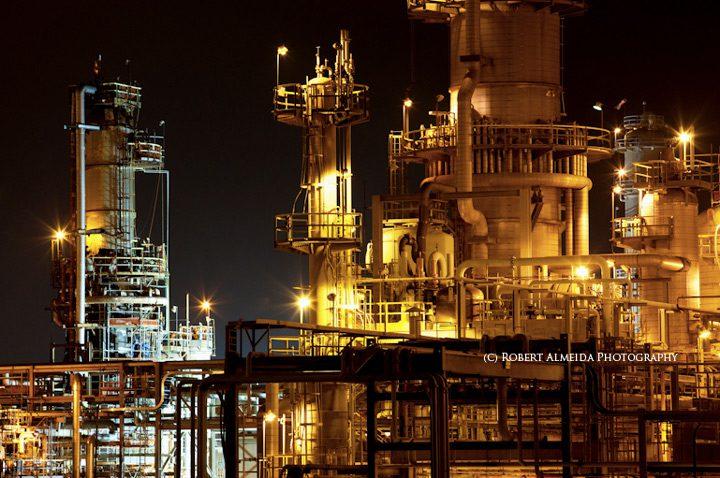 houston refinery oil gas rob almeida