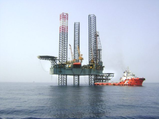 Seadrill's West Intrepid jack-up. Photo (c) Seadrill
