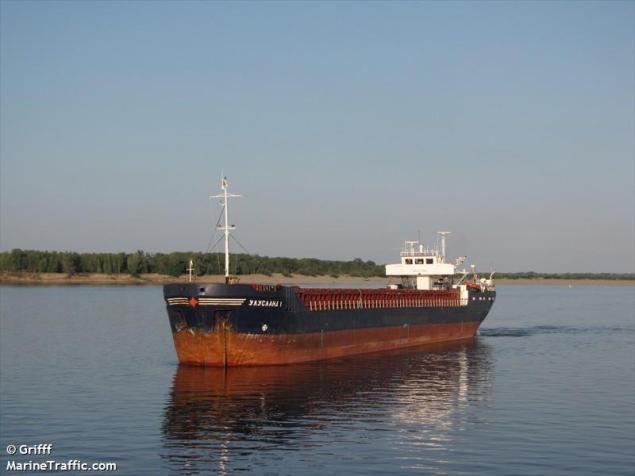 Image courtesy MarineTraffic.com