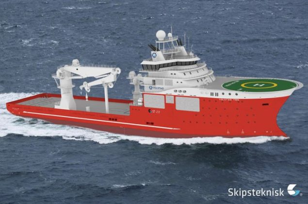volstad shipping ST-259 construction vessel