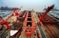 "For Yangzijiang Shipbuilding, Mega Container Ships are Their ""Signature Product"""