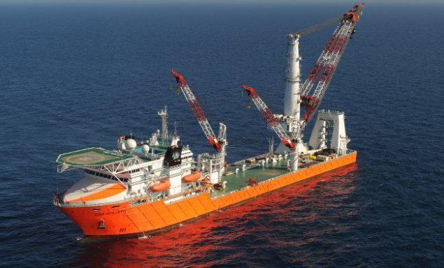 oceanographia osa goliath vessel