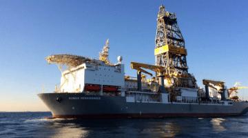 rowan renaissance drillship