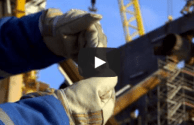 VIDEO: Heidelberg Spar Construction in Freezing Cold Finland