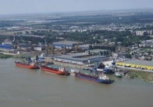 VARD Brailia shipyard in Romania.