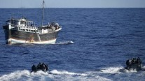 Australian Navy Seizes Heroin Worth $268 Million From Dhow Off Kenya