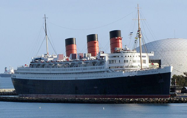 queen mary ship