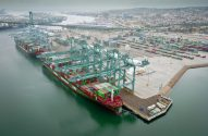 Port of Los Angeles Shipments Jump Most Since 2007