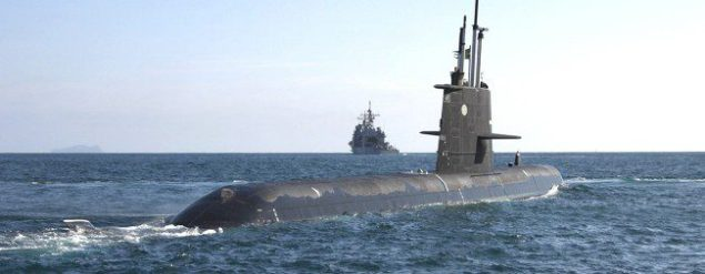 ThyssenKrupp gotland submarine