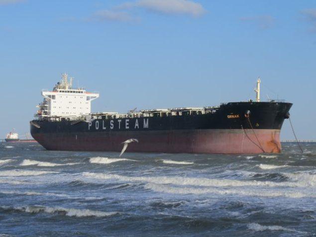 ornak aground