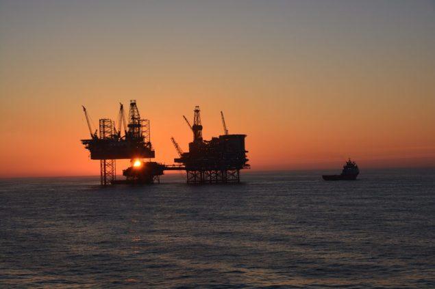 ekofisk oil field
