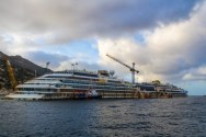 Costa Concordia to Be Scrapped in Italy – Update