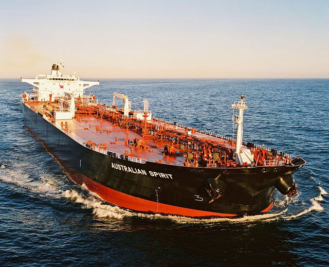 australian spirit tanker teekay