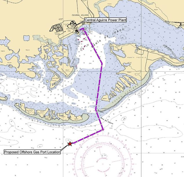 aguirre offshore gasport