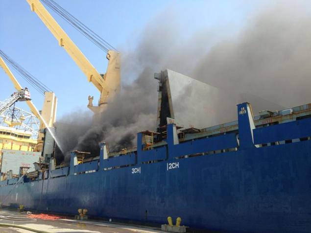 Photo courtesy Corpus Christie Fire Department