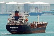 Pirated Oil Tanker Fair Artemis Found