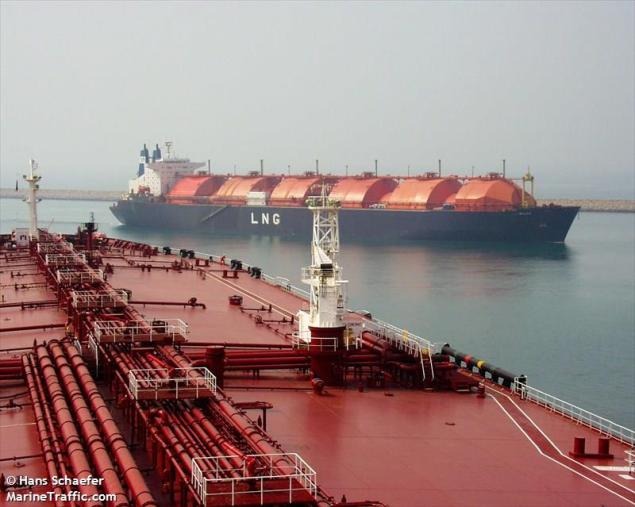 hilli lng carrier