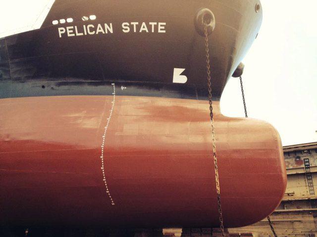 pelican state jones act product tanker