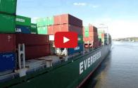Video: Inbound Containership in Port Elizabeth