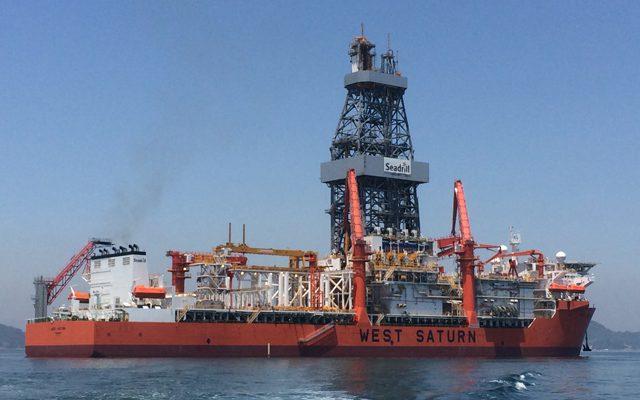 west jupiter drillship seadrill