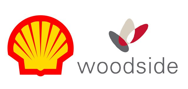 shell woodside logo