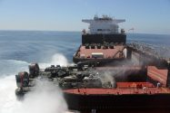 PHOTOS: U.S. Navy's New Mobile Landing Platform in Action