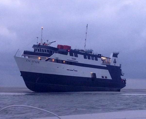 escapade aground tybee island