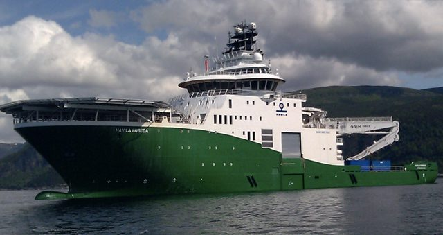 havila subsea vessel