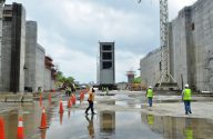 First Gates Delivered to Expanded Panama Canal Lock Complex – PHOTOS