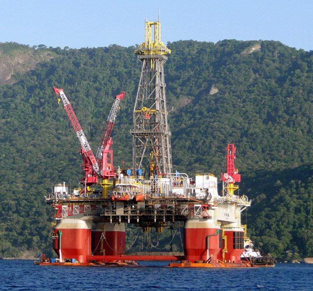 ss pantanal semi-submersible rig
