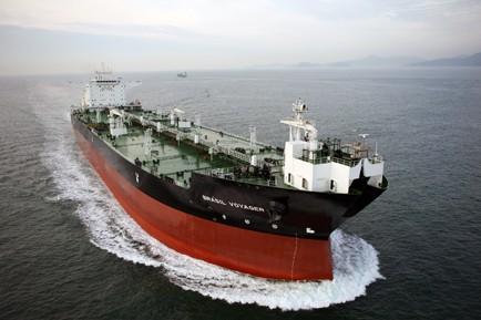 brasil voyager shuttle tanker