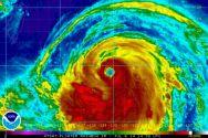 Super Typhoon Neoguri Bears Down on Japan
