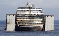 Costa Concordia Departure Pushed Back to Wednesday