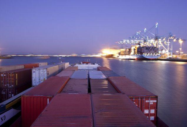 Photo courtesy Port of Rotterdam