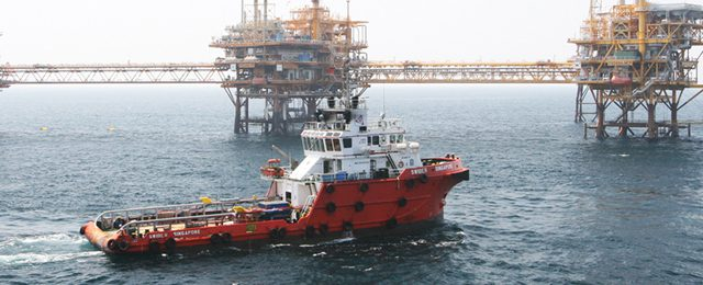 vallianz offshore support vessel