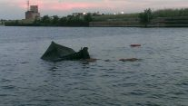 Two Swim to Safety After Tug Capsizes and Sinks on Chicago's Calumet River