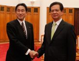 In the Face of China, Japan Makes Bold Gift to Vietnam
