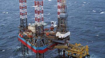 Energy Endeavor northern offshore rig jackup