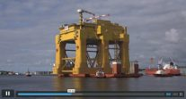 Watch: Dolwin Beta Arrives in Haugesund