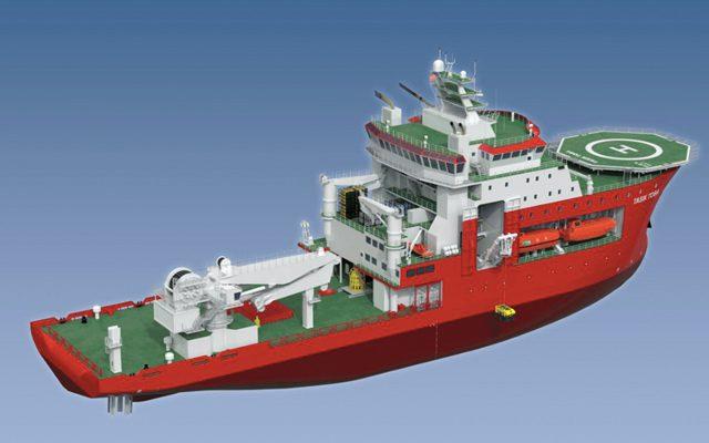 tasik toba subsea vessel